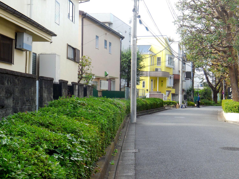 Vol.914 小金井の水路跡No.36 前原町の遊歩道 その1