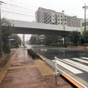 Vol.1266 【台風19号】【警戒レベル3】小金井市内の土砂災害警戒区域で避難準備・高齢者等避難開始が発出されました