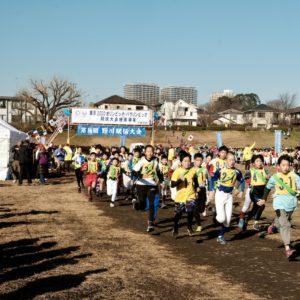 Vol.1396 選手たちの一所懸命に走る姿に感動した「第16回野川駅伝大会」